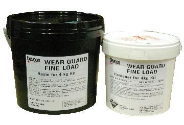 Wear Guard Fine Load