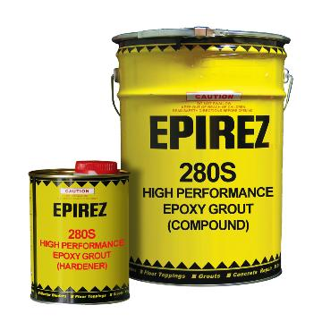 High Performance Epoxy Grout (280S)