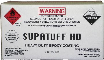 Supatuff Heavy Duty Epoxy Coating (HD) Neutral