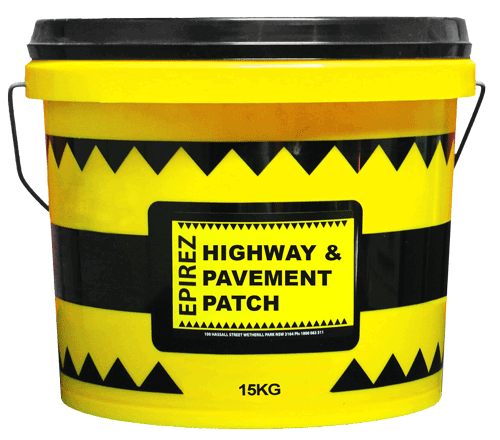 Highway & Pavement Patch – A patented hydraulic rapid set cement repair mortar