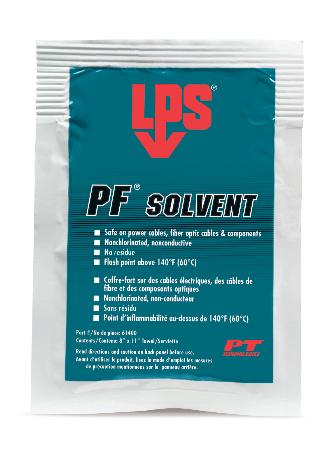 Solvent Wipes