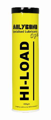 Opal Hi-Load (TPG) – General purpose, moly based, lithium heavy duty grease
