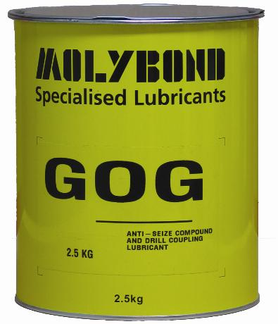 GOG Drill Rod Grease