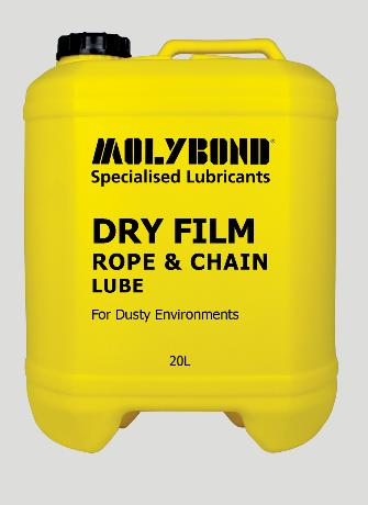 Dry Rope & Chain Lube