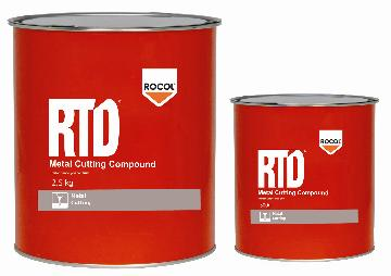 RTD Compound A metal cutting lubricant in paste form