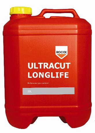 Ultracut Longlife A high quality, heavy duty, water dilutable mineral soluble cutting oil