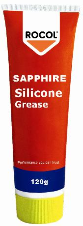 Sapphire Silicone (MX22) Grease A non-melting silicone grease