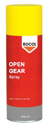 Open Gear Spray – Open Gear lubricant spray containing moly offering excellent corrosion protection & high load lubrication on open gears