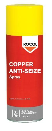Copper Anti-Seize Spray