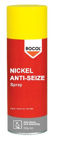 Nickel Anti-Seize Spray for stainless steel components