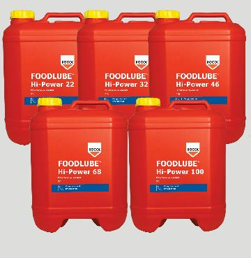 FOODLUBE Hi-Power Oils – Food grade, synthetic compressor, hydraulic & airline fluids