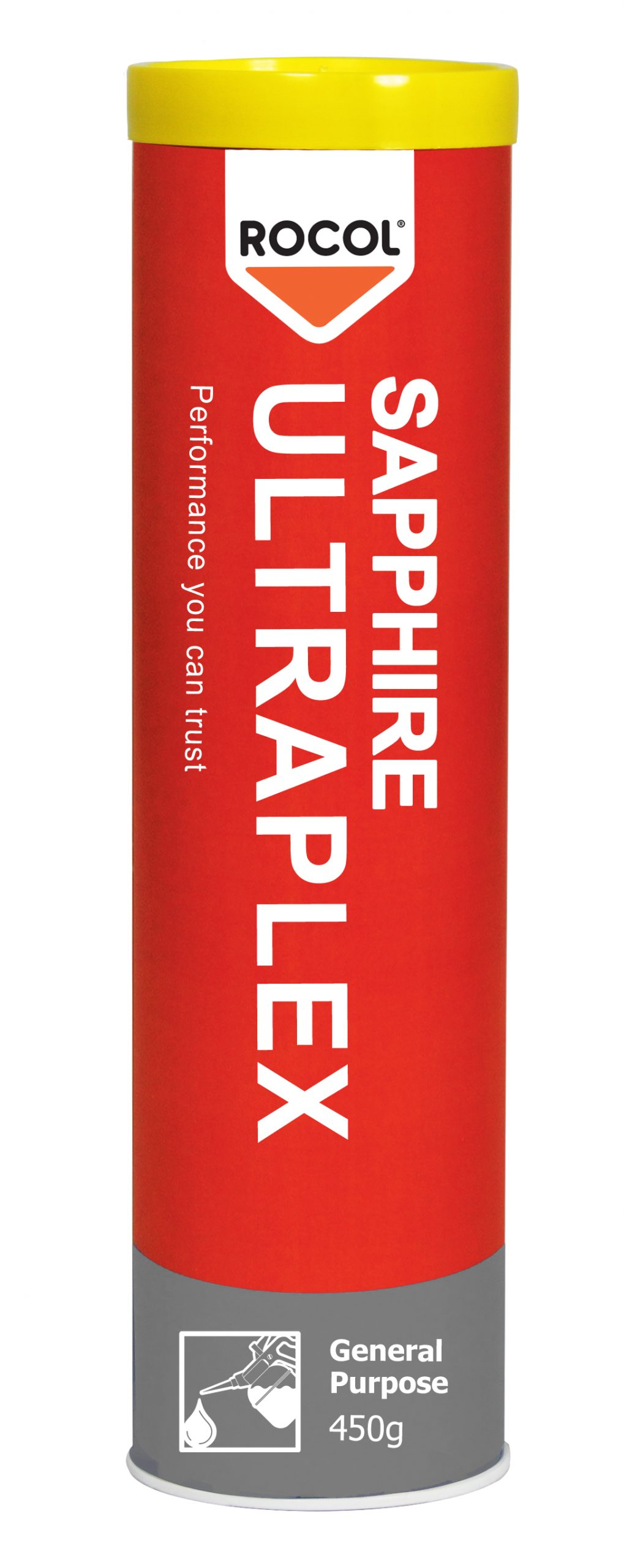 Sapphire Ultraplex Grease – A high performance, multi-purpose, lithium bearing grease
