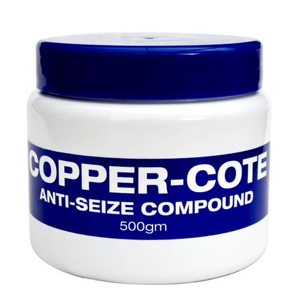 Copper-Cote – Copper Anti-seize Compound